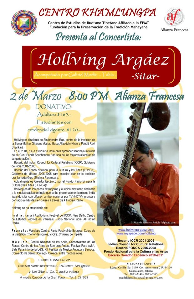 Hollving  Argaez en Guadalajara