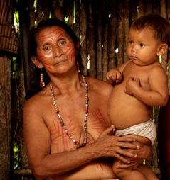 Madre Indígena