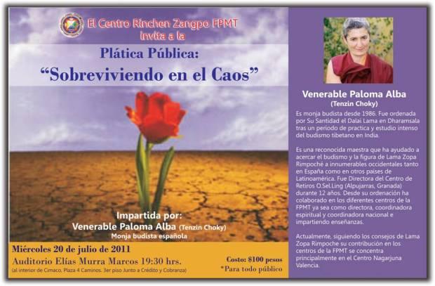 Venerable Paloma Alba