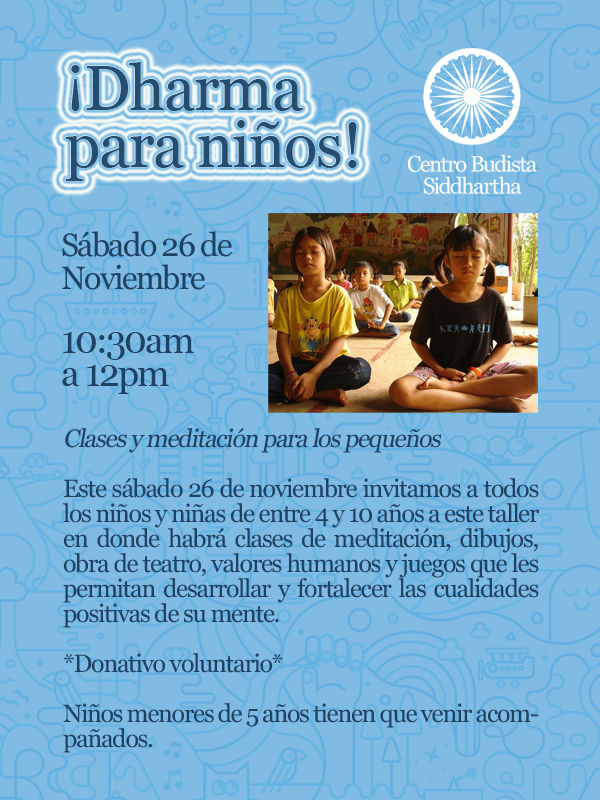 Dharma Niños Monterrey