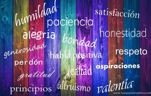 Tu Espacio Holístico-16 actitudes