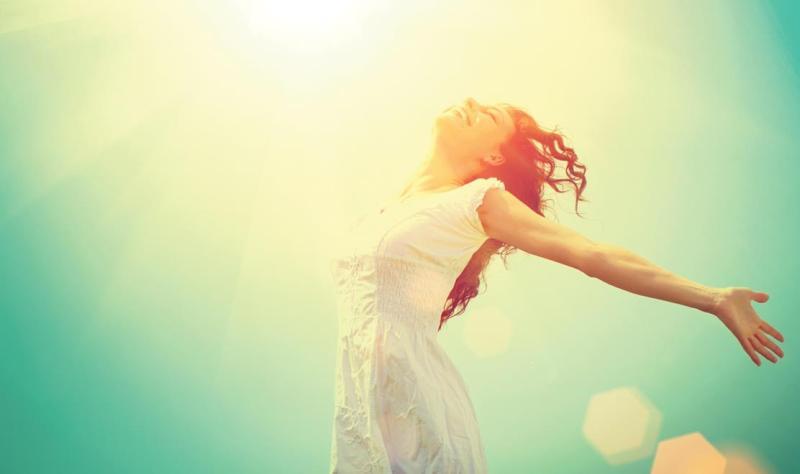 Alegría - contra el estrés, ansiedad y depresión