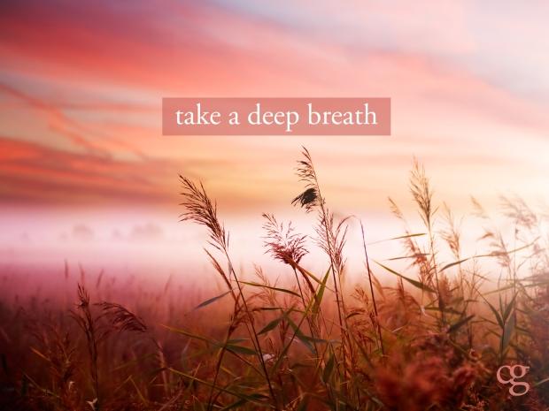 Paciencia - Respira