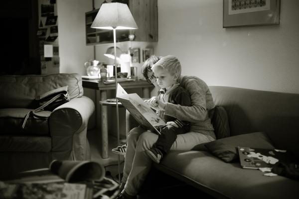 leer a tus hijos